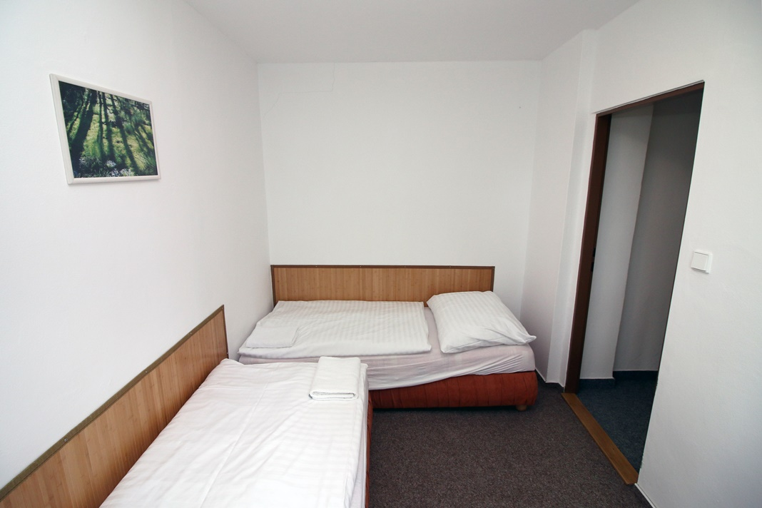 Apartmány Nová Pec - Bělá 53 - A